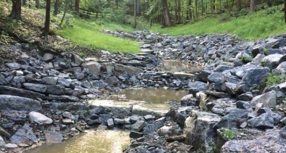 Cilley Creek