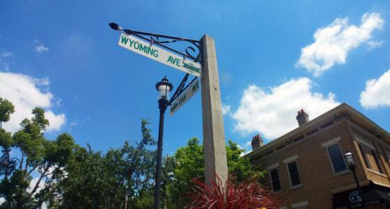 Oak/Wyoming Ave.